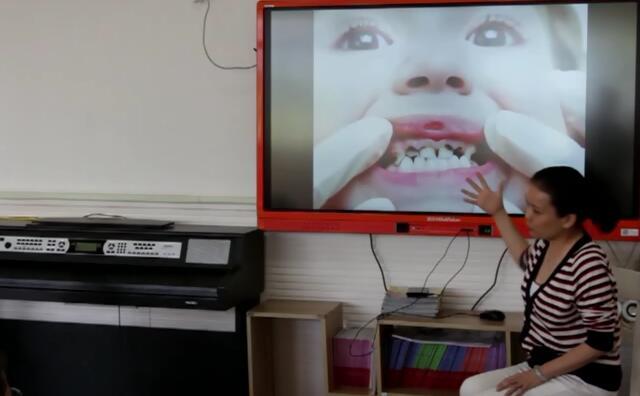 大班健康活动:牙齿大街的新鲜事