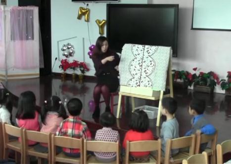 小班绘本阅读公开课:小老鼠学画画
