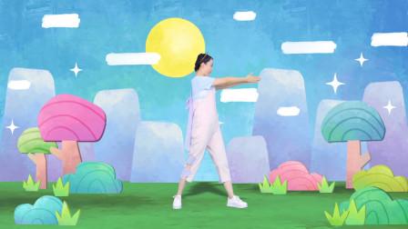 天天练舞功-第14期 学舞必备!跳舞之前来一段《天天练舞功 热身舞》